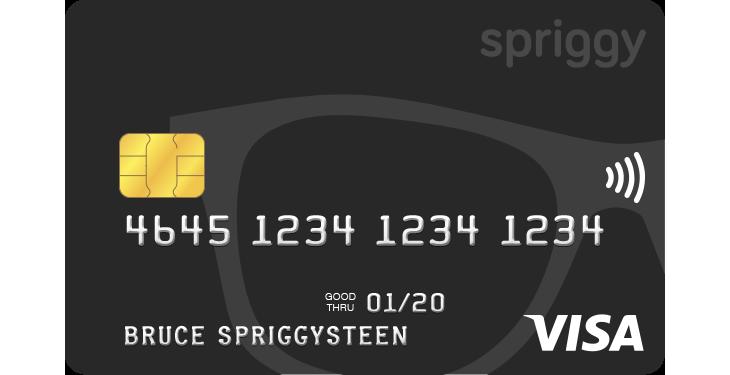 black card - Prepaid Black Card